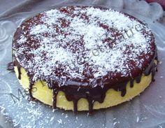 Gâteau Façon Bounty, Noix de Coco et Chocolat Gateau Cake, Paris Brest, Tiramisu, Red Velvet, Tea Time, Biscuits, Muffins, Food And Drink, Gluten
