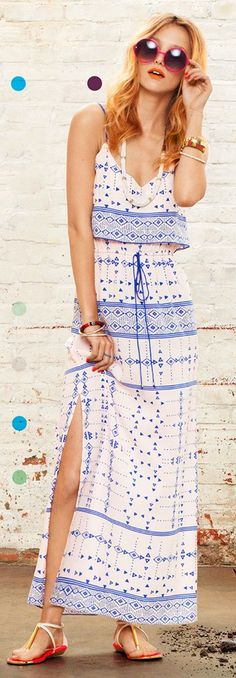 Dress summer maxi boho fashion 2015 ideas for 2019 Cute Outfits, Summer Outfits, Summer Dresses, Summer Maxi, Maxi Dresses, Concert Dresses, Boho Fashion, Fashion Trends, Fashion 2015