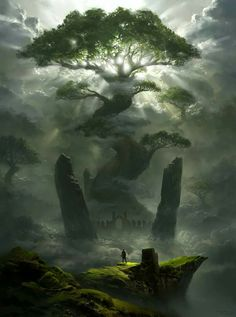 The Tree of Gaia