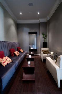 Victoria's Premier Organic Spa - The Spa Magnolia Spa Day, Magnolia, Rest, Lounge, Couch, Interior Design, Outdoor Decor, Table, Furniture