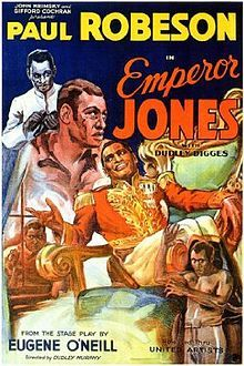 The Emperor Jones (1933). D: Dudley Murphy. Selected in 1999.