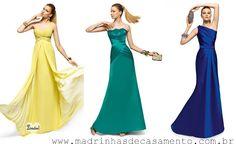 Madrinhas de casamento: Vestidos para madrinhas Pronovias
