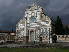 Basilique Santa Maria Novella