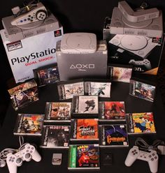 Live In Your World. Play In Ours. Sony Playstation PS1 http://www.warpzoneonline.com
