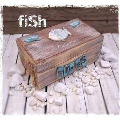 ΚΟΥΤΙ ΕΥΧΩΝ ΨΑΡΑΚΙ ΚΩΔ: FISH-BM Decorative Boxes, Table, Furniture, Home Decor, Decoration Home, Room Decor, Tables, Home Furnishings, Home Interior Design