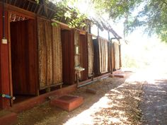 Showers Camp Tanga, Tanzania