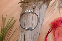 Check out this item in my Etsy shop https://www.etsy.com/listing/513131326/waxed-cotton-cord-silver-leaf-bracelet