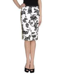 GIVENCHY Knee length skirt