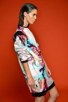 Lookbook Centro de Diseño de Modas   MUA & Hair AEBA Make UP  Estilismo Pablo Villalpando Fotografía Diego Velazquez Modelo Giuliana Gabassi   #makeup #aebamakeup