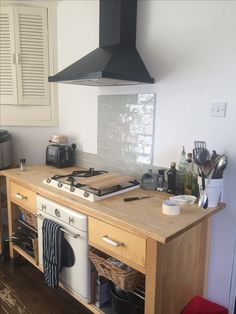 Walls in Dulux Endurance 'Cotton White'. Kitchen On A Budget, Kitchen Dining, Kitchen Ideas, Dining Room, Paint Colours, Wall Colors, Dulux White Cotton, Dulux Timeless
