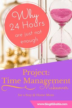 Where does the time fly off to? 24 hours seems like enough time to do it all, but is it really? Here's how I figured out that on a good day, I have 3 hours left to do all the things that are …