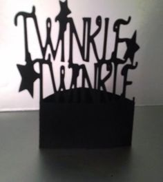 Twinkle, twinkle | Paper cuts and prints