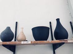 Stoneware My Furniture, Floating Shelves, Stoneware, Pottery, Vase, Home Decor, Ceramica, Wall Mounted Shelves, Interior Design