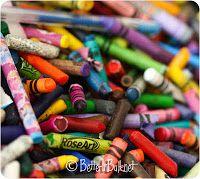 #3 most-read post of the week 4/6/18   Broken Crayons (12/2009)