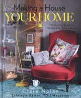 'Making a house your home' by Clare Nolan