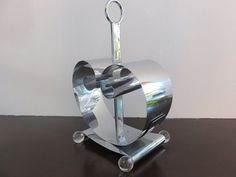 Vintage MidCentury Modern Chrome And Lucite by FLORIDAMODERN33405
