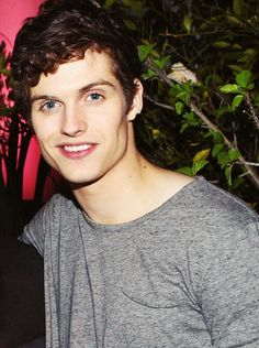 Daniel Sharman...the amount of love I have for him as Isaac in Teen Wolf is unreal. I just wanna take care of him. Awwww.
