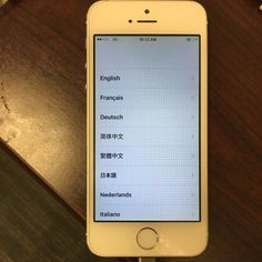 For Sale: Verizon iPhone 5s 16gb for $150
