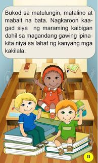 Teacher Fun Files: Maikling Kwento: Ang Magkapatid 1st Grade Math Worksheets, Short Stories For Kids, Visual Aids, Tagalog, Myla, Reading Passages, Picture Cards, Kindergarten Teachers, Reading Material