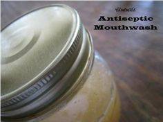 How To Make A Homemade Antiseptic Mouthwash | Health & Natural Living