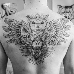 #tattoofriday - John Dois, Belo Horizonte, Brasil.