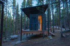 Dwell - The Biggest Little Cabins