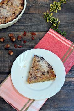 Mogyorós-almás sütemény recept - Kifőztük, online gasztromagazin Paleo, Bread, Food, Meal, Brot, Eten, Beach Wrap, Breads, Meals