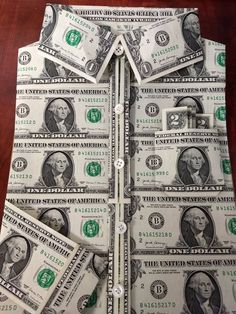 Money Dress Shirt, Gift For Him, Gift for Boyfriend, Gift fo… – Gift For Men Gifts For My Boyfriend, Gifts For Dad, Boyfriend Ideas, Gifts For Wedding Party, Party Gifts, Money Bouquet, Creative Money Gifts, Creative Crafts, Bosses Day Gifts