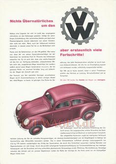 VW - 1939 - Nichts übernatürliches um den VW - [10276]-1