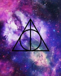Deathly Hallows Galaxy Art Print by lorenzamontaldo Harry Potter Pictures, Harry Potter Quotes, Harry Potter Love, Harry Potter World, Marvel Phone Wallpaper, Galaxy Wallpaper, Desenhos Harry Potter, Gothic Wallpaper, Harry Potter Wallpaper