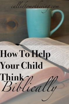 Three practical ways you can help guide your child to see the world through…