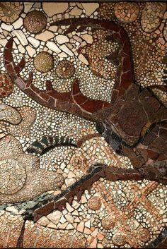 Úžasné MOZAIKY z obyčajných kamienkov (20 nápadov)