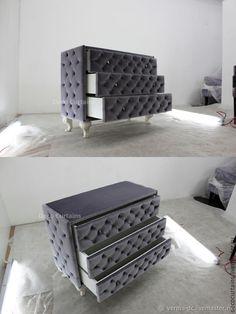 Luxury Bedroom Design, Bedroom Furniture Design, Upholstered Furniture, Diy Furniture, Bedroom Decor, Interior Design, Floating Drawer, Ethnic Home Decor, Round Beds