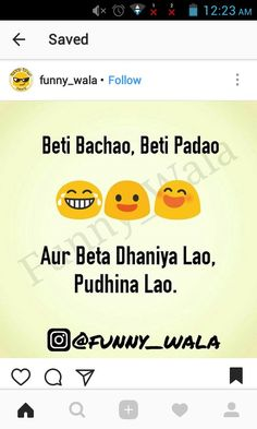 41 best ideas for funny quotes whatsapp so true Funny Picture Jokes, Funny Jokes In Hindi, Good Jokes, Funny Quotes, Life Quotes, Funny Memes, Selfish Quotes, Funny Pictures, Reality Quotes