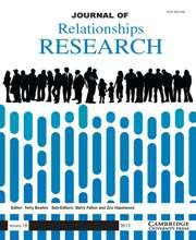 Journal of Relationships Research - http://journals.cambridge.org/jrr
