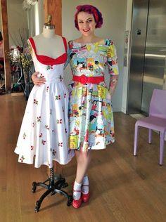 Gertie's New Blog for Better Sewing: My Inaugural Beacon Sewing Retreat!