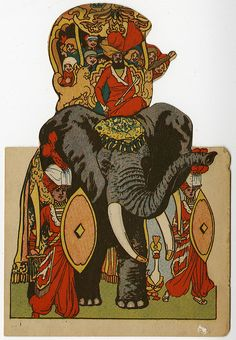 Elephant parade   Flickr - Photo Sharing!