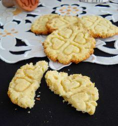 Citromos-kókuszos keksz - Házias konyha