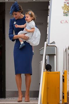 Kate Middleton Just Touched Down in Canada, Looking Like Grace Personified