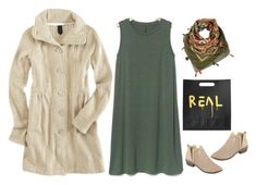 """Real"" by musicfriend1 ❤ liked on Polyvore featuring Gap, Title Nine, Restricted and Gucci"