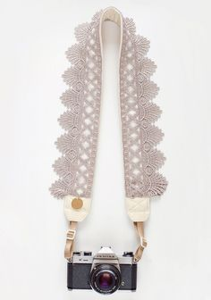 Washed Ashore Camera Strap By #BloomTheory   www.ShopRuche.com/Washed-Ashore-Camera-Strap-by-Bloom-Theory.html#