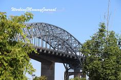 Working Mommy Journal: Burlington Skyway #WW How Beautiful, To Go, Journal, Pictures, Photos, Photo Illustration, Journal Entries, Resim