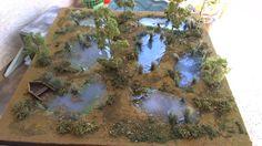 Swamp display
