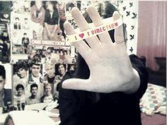 Fan wall/hand!