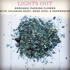 #Sleep schedule off? #ValerianRoot creates success stories with this night tonic. #GoodNightTea #CaliforniaTea #ValerianRoot Sleep Schedule, Passion Flower, How To Dry Basil, Peppermint, Success, Herbs, Classy, Organic, Tea