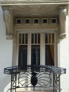 | ♕ | Immeuble Egyptien, 10 rue du Général Rapp, Strasbourg