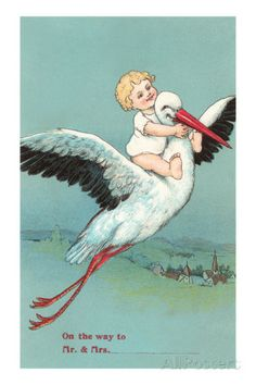 http://imgc.allpostersimages.com/images/P-473-488-90/36/3691/B6GAF00Z/posters/baby-riding-stork-announcement.jpg