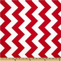 Designed by RBD Designers for Riley Blake Designs, this cotton print fabric is perfect for crafts, quilting, apparel and home décor accents. The chevron stripe is vertical to the selvedge. Colors include red and white. Chevron Fabric, Orange Fabric, Fabric Ribbon, Red Fabric, Drapery Fabric, Wall Fabric, Navy Chevron, Orange Chevron, Cotton Fabric