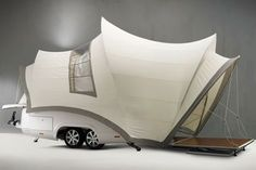 Opera tent