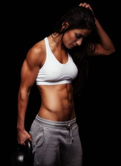 Finally, a program for women who actually want to look like that they lift. She Lifts, the strength training program for women. http://amzn.to/2rsm8to